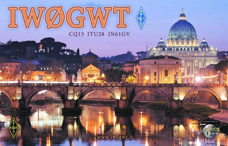 QSL image for IW0GWT