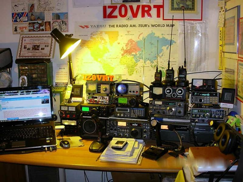 QSL image for IZ0VRT