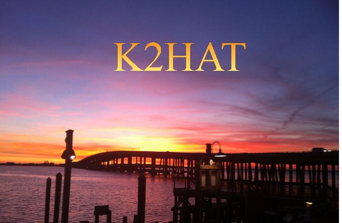 QSL image for K2HAT