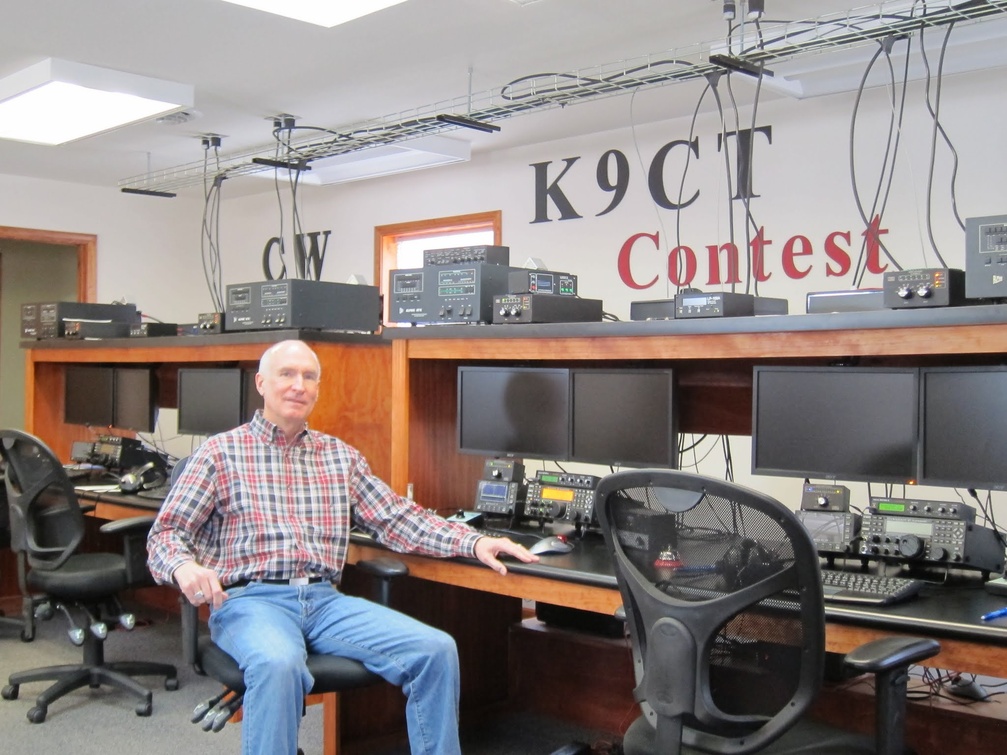 QSL image for K9CT
