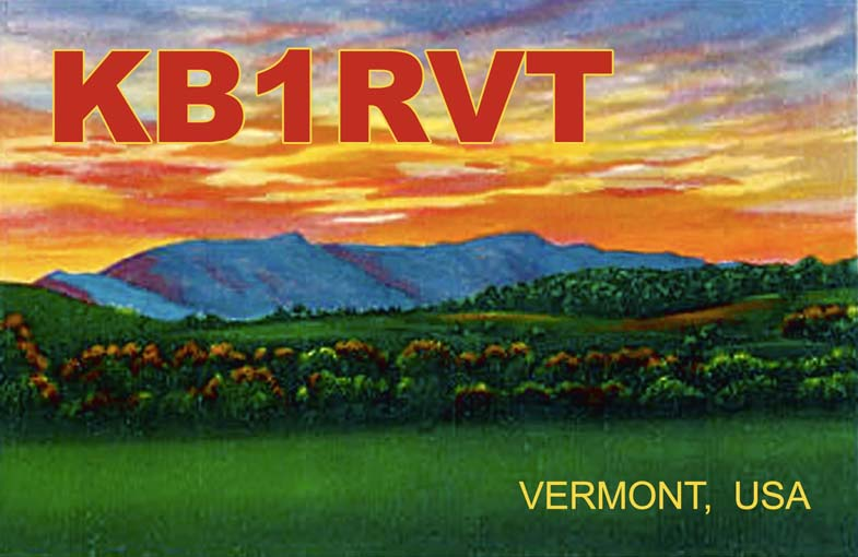 QSL image for KB1RVT