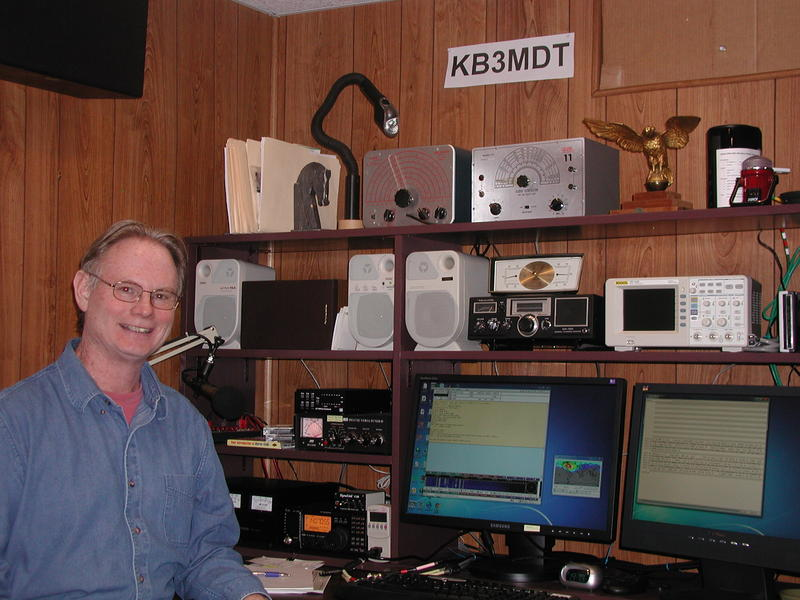 QSL image for KB3MDT