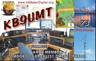 QSL image for KB9UMT