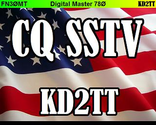 QSL image for KD2TT