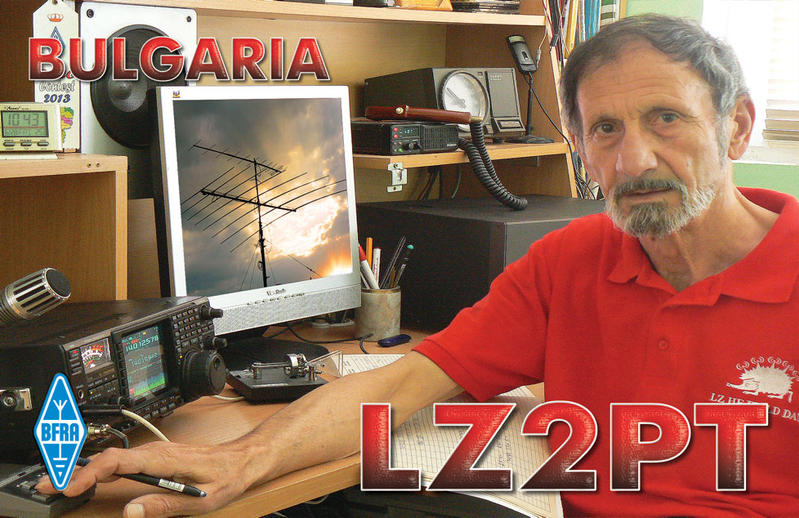 QSL image for LZ2PT