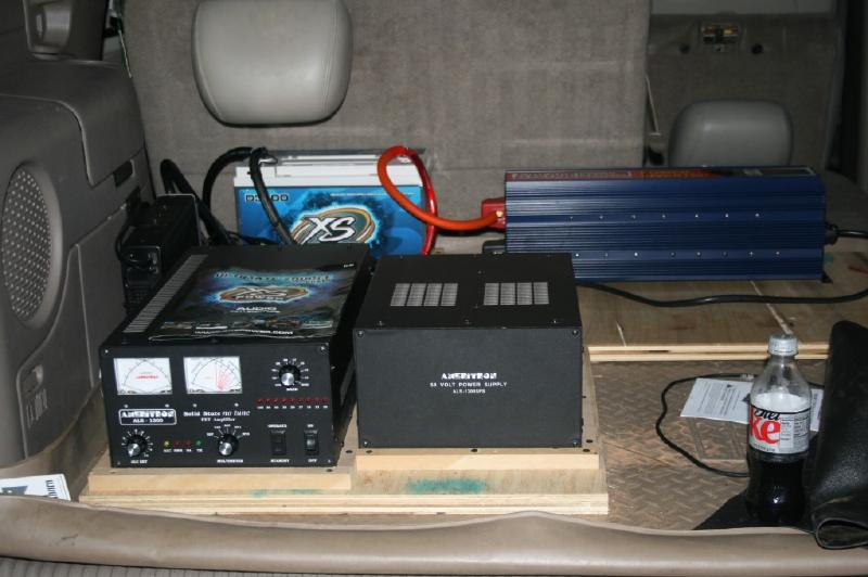 1.5 kW Mobile Amp!
