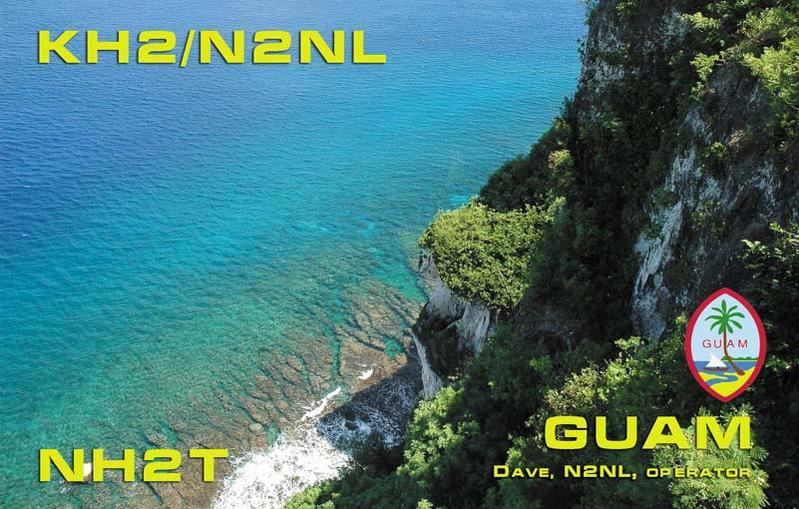 QSL image for NH2T