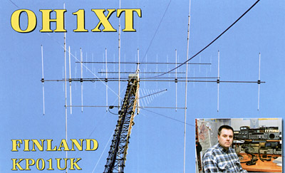 QSL image for OH1XT