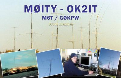 QSL image for OK2IT