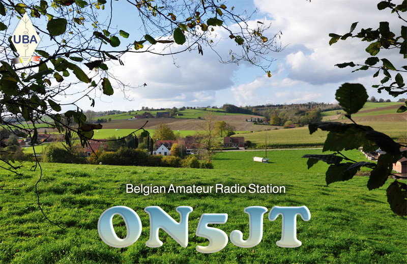 QSL image for ON5JT