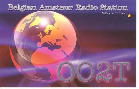QSL image for OO2T