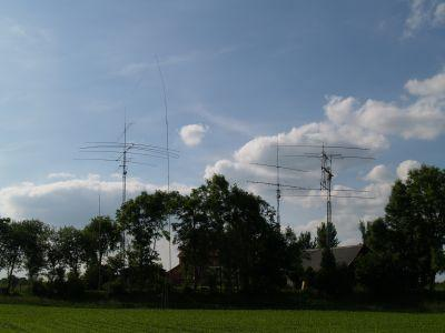 QSL image for PA1T