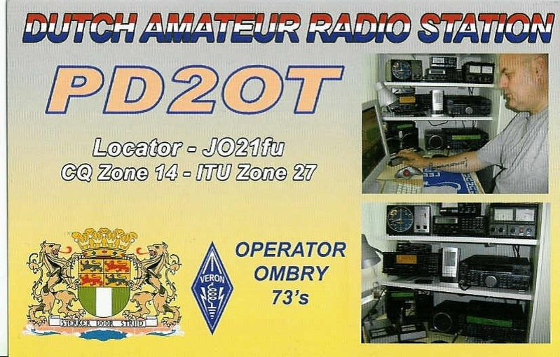 QSL image for PD2OT