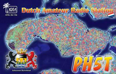 QSL image for PH5T