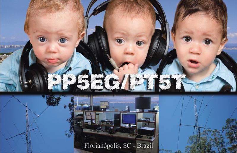 QSL image for PT5T
