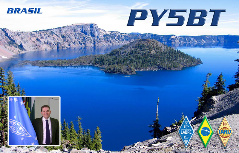 QSL image for PY5BT