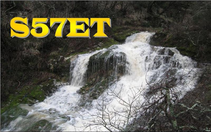QSL image for S57ET