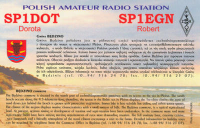 QSL image for SP1DOT