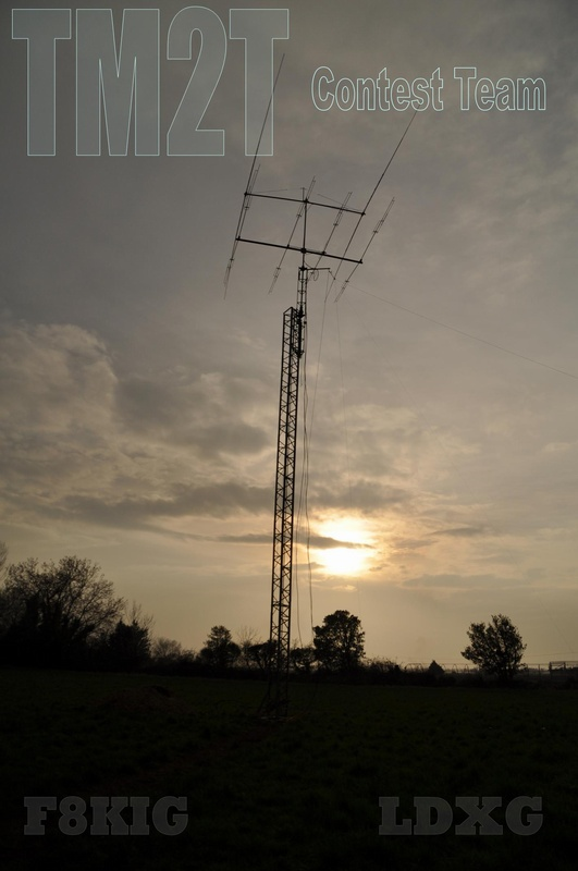 QSL image for TM2T