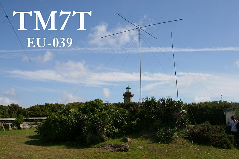 QSL image for TM7T