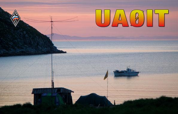 QSL image for UA0IT