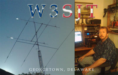 QSL image for W3SJT