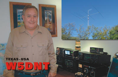 QSL image for W5DNT