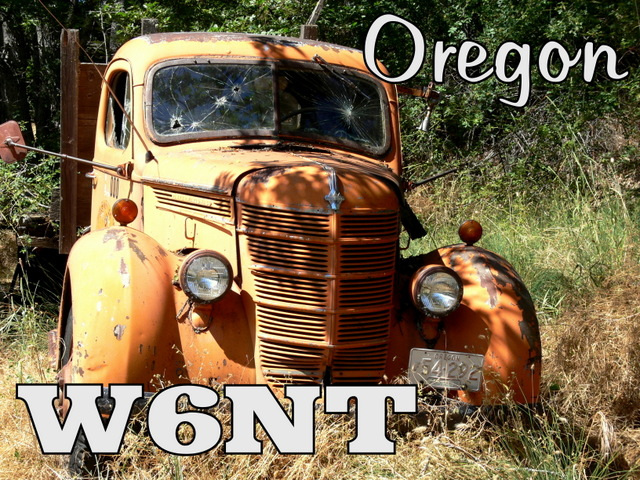 QSL image for W6NT