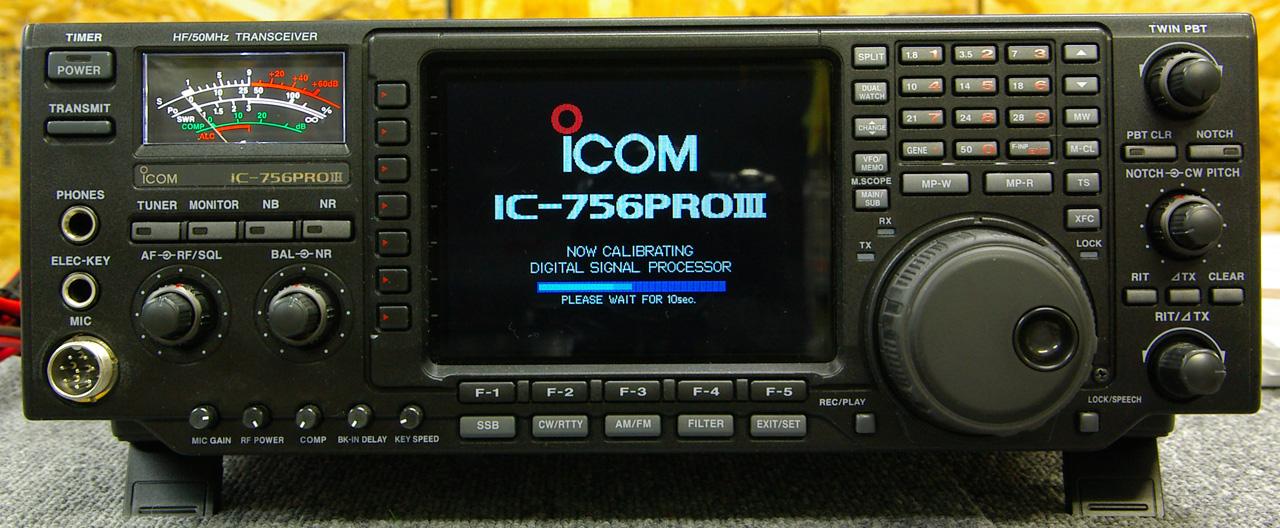 IC 756 Pro III