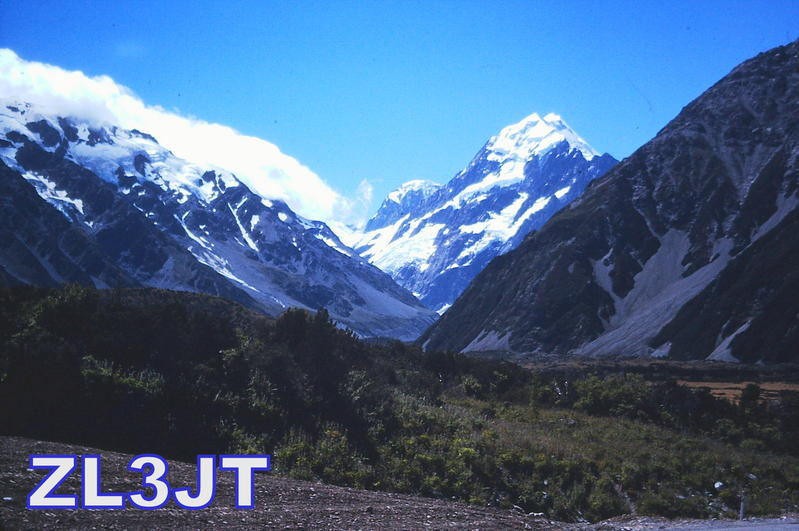 QSL image for ZL3JT