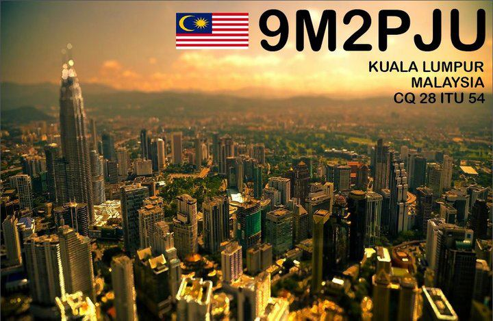QSL image for 9M2PJU