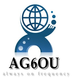 QSL image for AG6OU