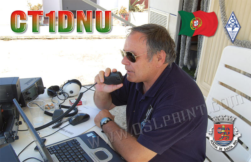 QSL image for CT1DNU
