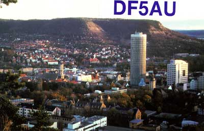 QSL image for DF5AU