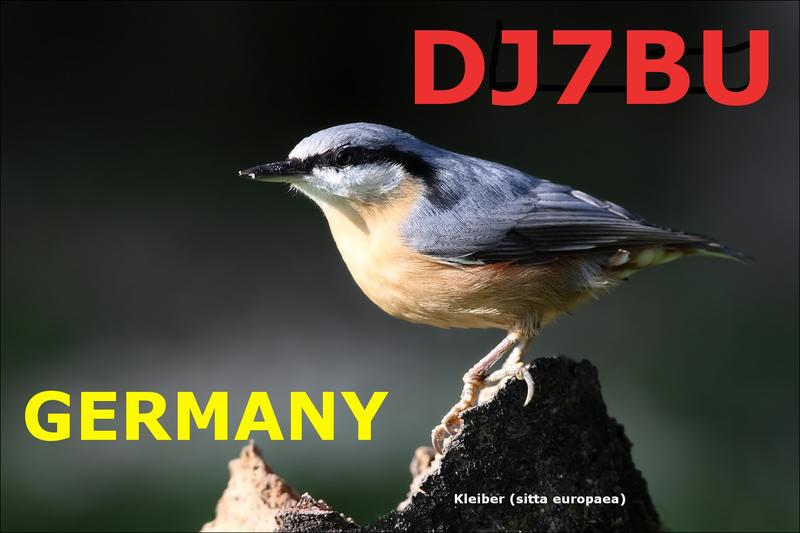 QSL image for DJ7BU