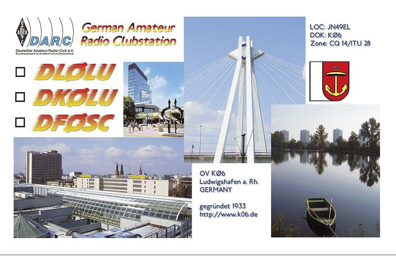 QSL image for DL0LU