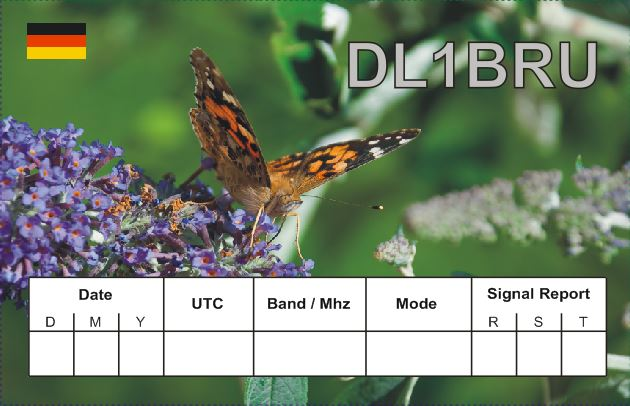 QSL image for DL1BRU