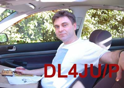 QSL image for DL4JU