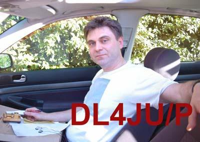 QSL image for DL4JU
