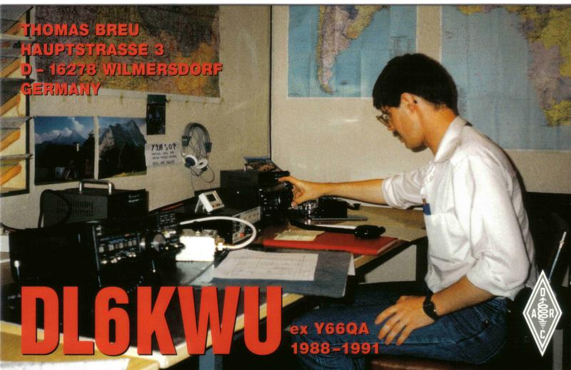 QSL image for DL6KWU