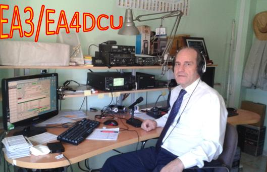 QSL image for EA4DCU