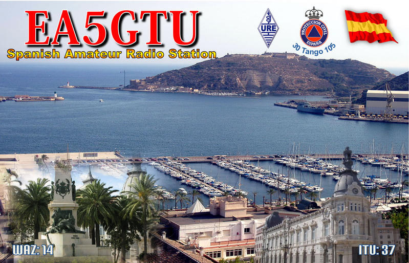 QSL image for EA5GTU