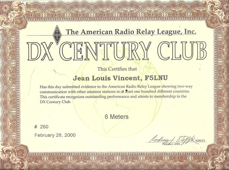 QSL image for F5LNU
