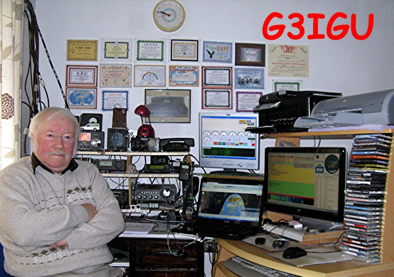 QSL image for G3IGU