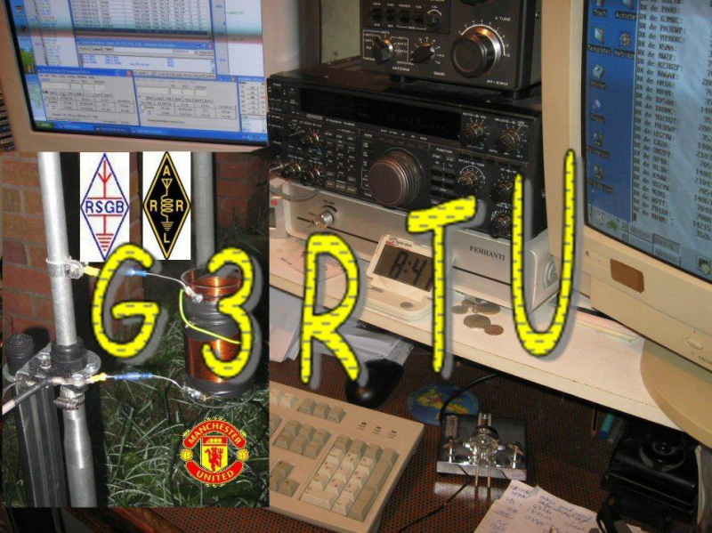 QSL image for G3RTU
