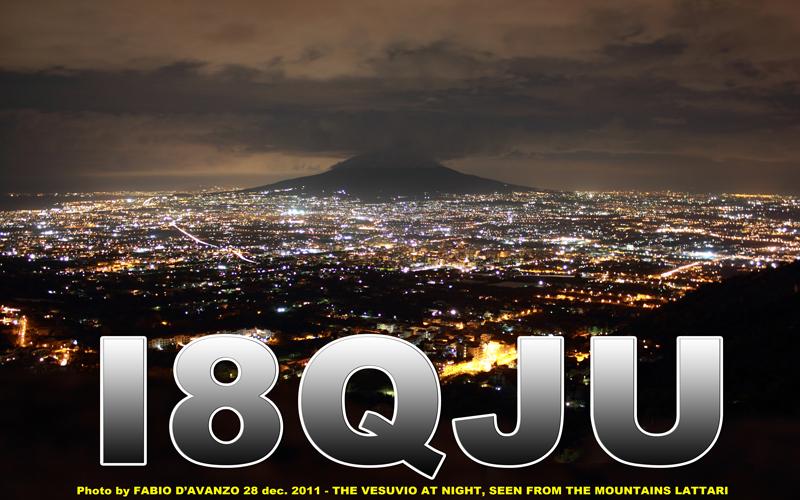 QSL image for I8QJU
