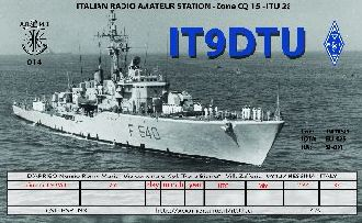 QSL image for IT9DTU