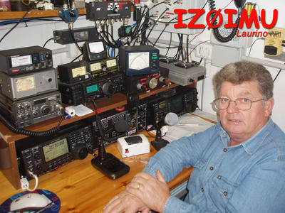 QSL image for IZ0IMU