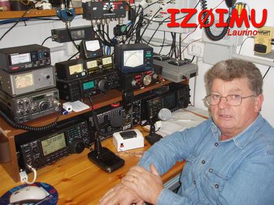 QSL image for IZ0IMU