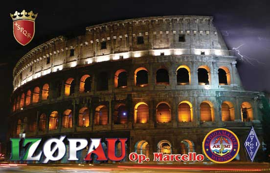 QSL image for IZ0PAU